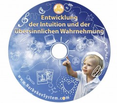DVD Development of Intuition in German