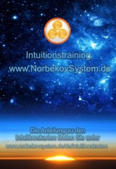 Cards for intuition training (in German)